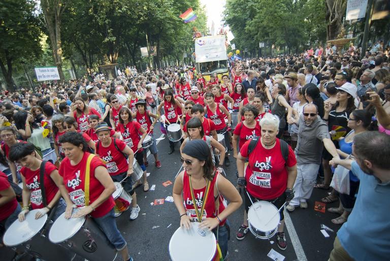 Madrid's LGBT Pride Parade
