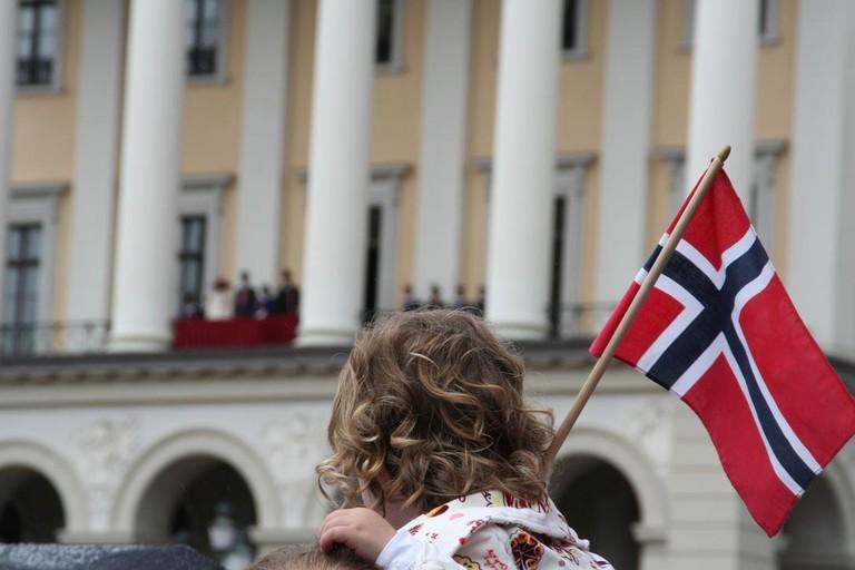 Oslo on May 17