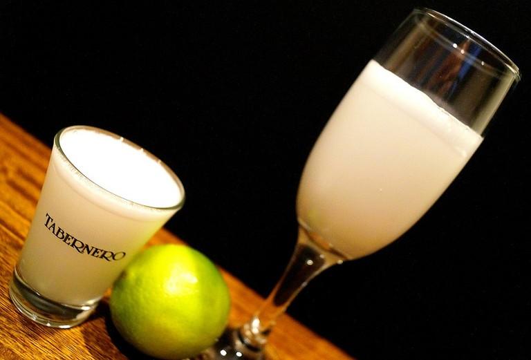 Peru's famous cocktail