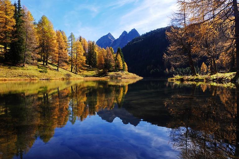 Lai da Palpuogna, Switzerland