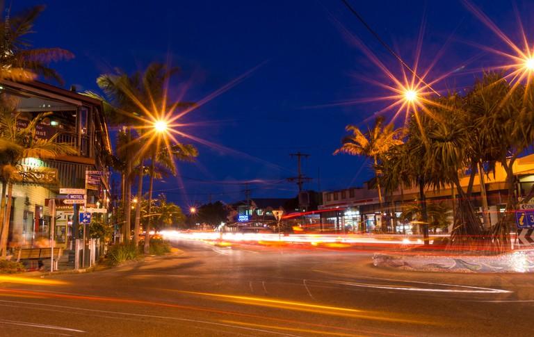 Byron Bay town