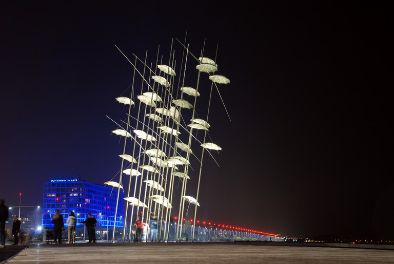 Thessaloniki, capital of Macedonia region