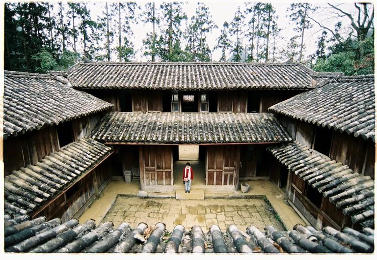 H'Mong King Palace in Dong Van stone plateau   © Khánh Hmoong / Flickr