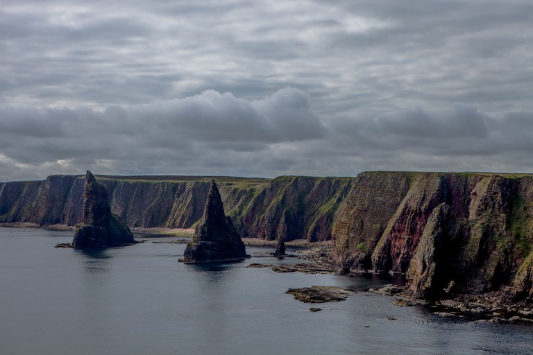 The Stacks at Duncansby, Caithness