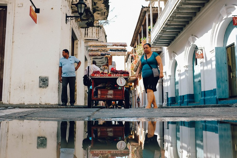 Cartagena was a great source of inspiration for García Márquez