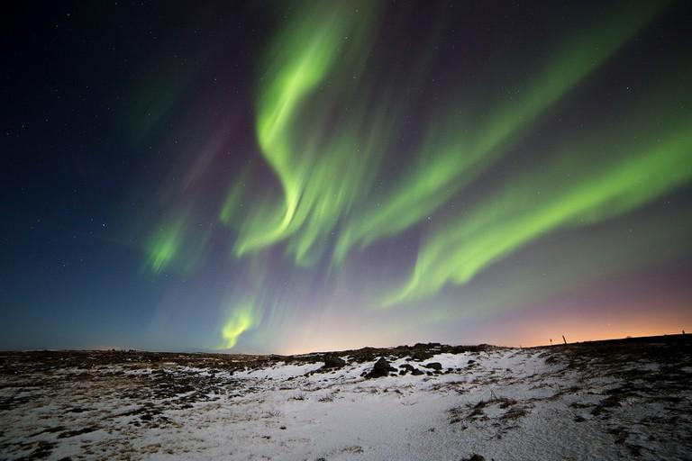 Northern Lights (Iceland) | © David Phan/Flickr