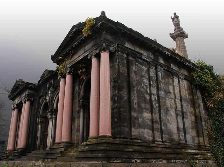 Glasgow Necropolis | © Rory/Flickr