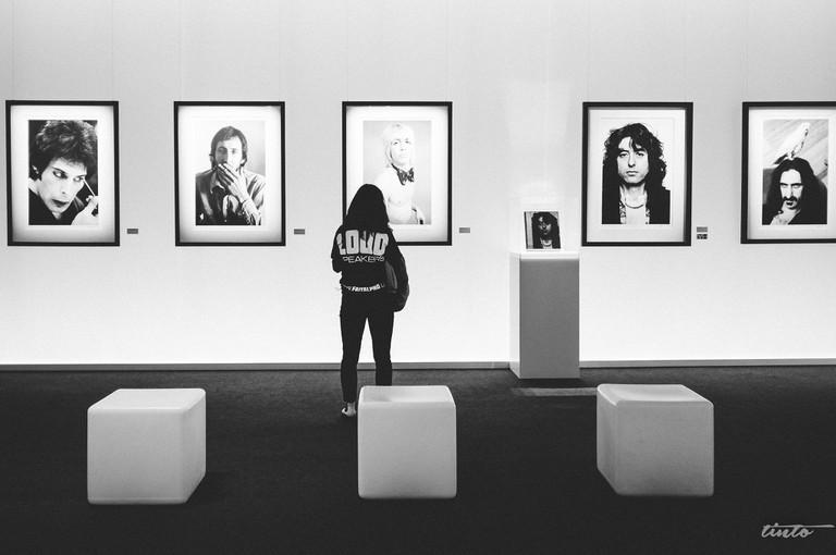 Art watching @ Musikmesse Frankfurt