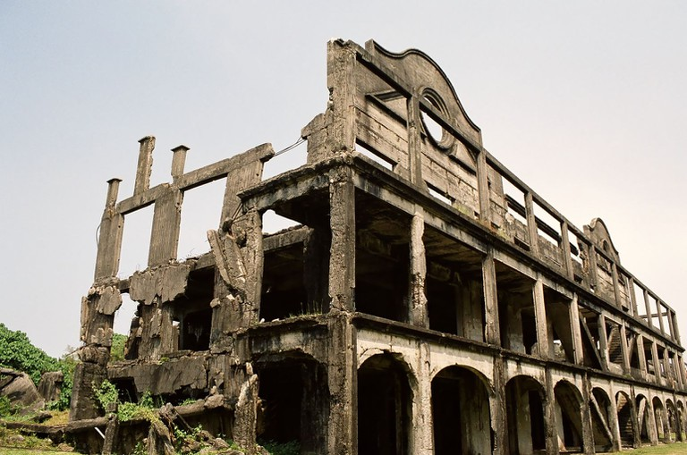 Barracks, Corregidor