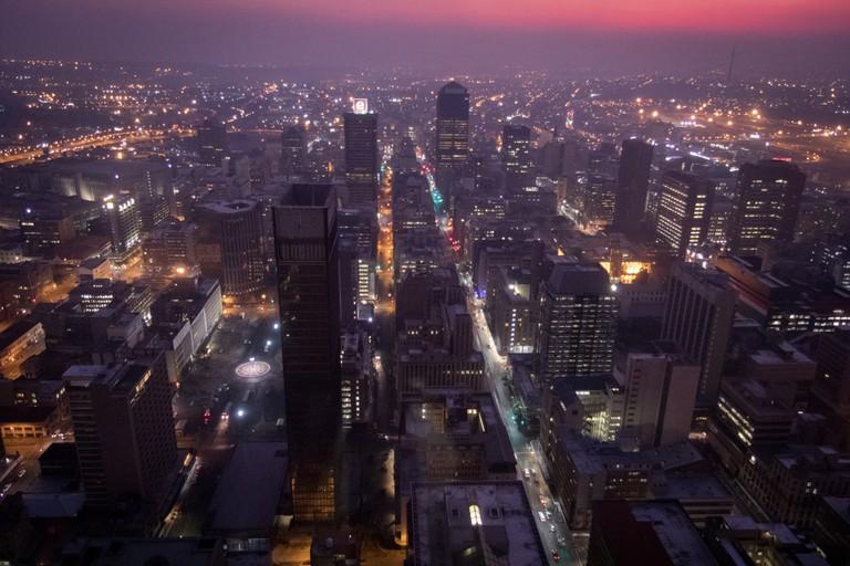 Blade Runner's Johannesburg