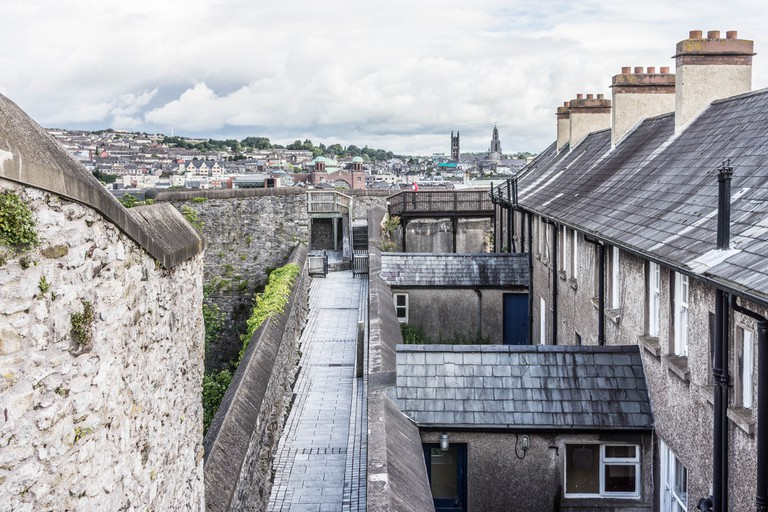 Views of Cork from Elizabeth Fort | © William Murphy/Flickr