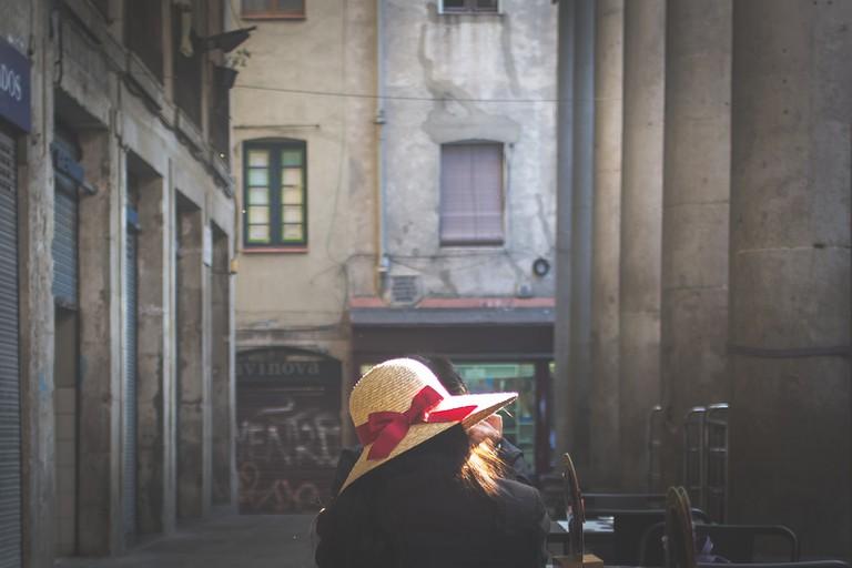 By the Boquería © Enric Fradera