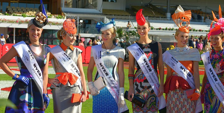 2013 Myer Fashions on the Field