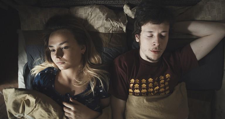 Sofya Resnyanskaya and Sergei Belov   © Cavu Pictures