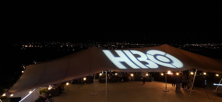 Another venue with a view – Aroma Restaurant in Cluj | © Culture Trip