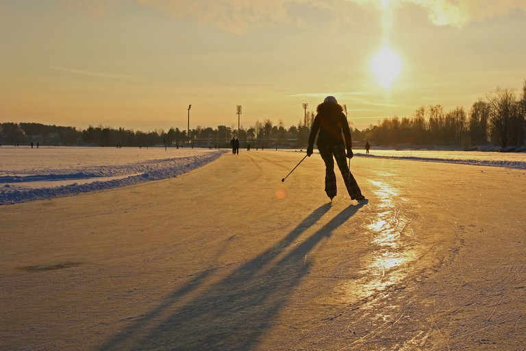 Public skating tracks may soon be banned in Finland