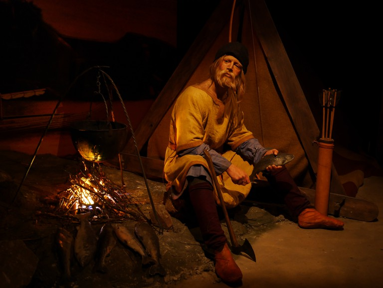 The original hipster (at the Saga Museum)   © Jessica Simpson/Flickr