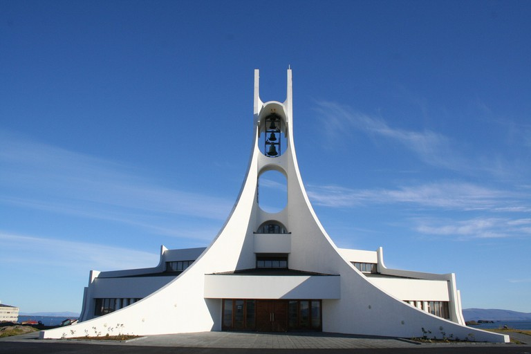 Stykkishólmur Church | © Jeroen/Flickr
