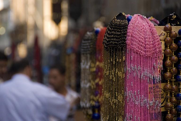 Khan al-Khalili Bazaar, Egypt