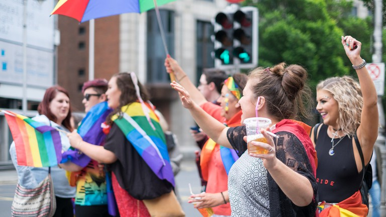 Dublin Pride Parade 2016 | © Giuseppe Milo/Flickr