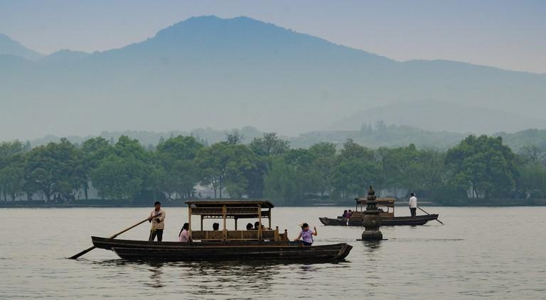 Blue Mountains -Hangzhou