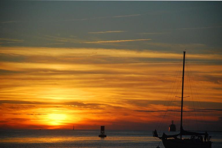 Menemsha Sunset | © Jennifer Rotner/ Flickr