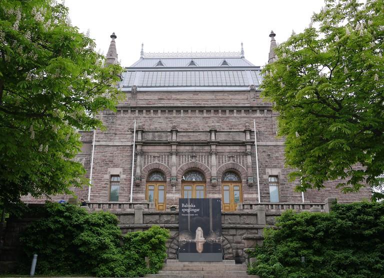 Exterior of Turku Art Museum/ Discovering Finland/ Flickr