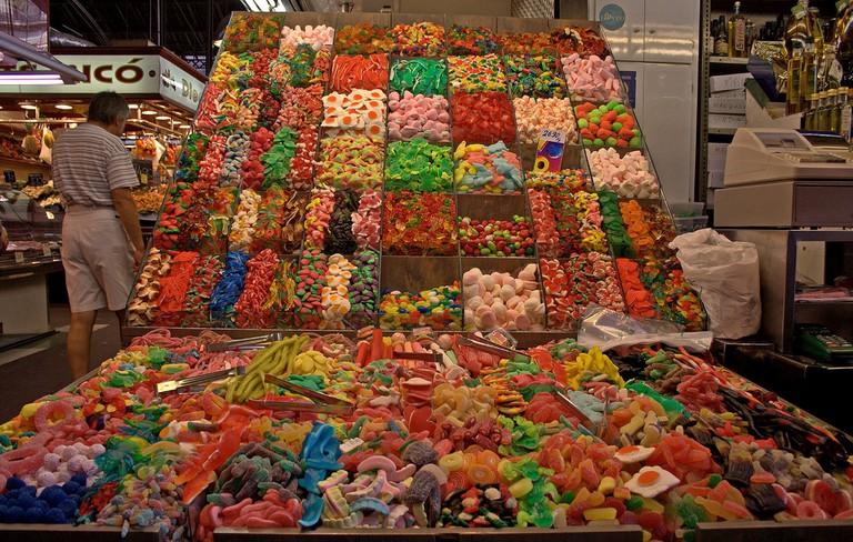Sweet stall © Andrew E. Larsen