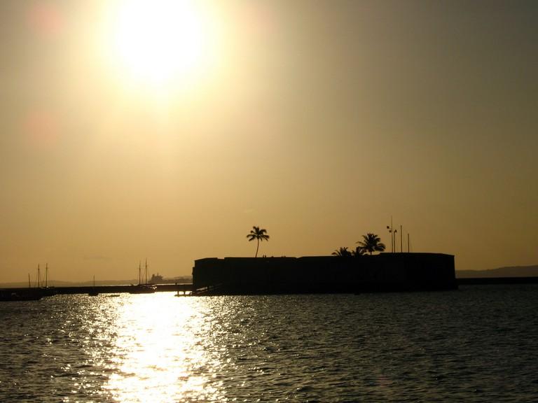 São Marcelo fort I
