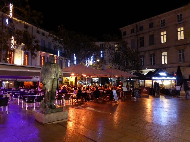 Place Jean Jaurès | © Peter / Flickr