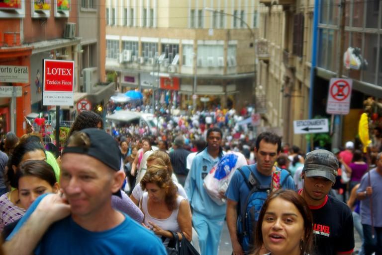 Rua 25 de Março, São Paulo