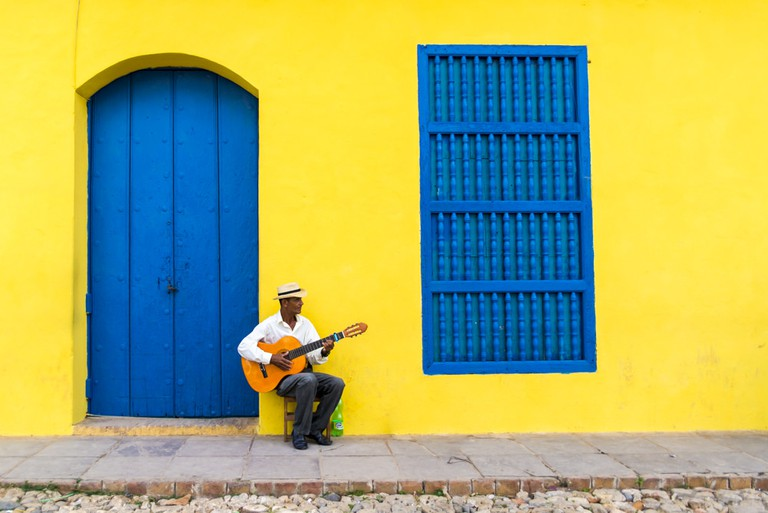 Cuba is a musical country