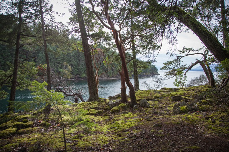 Pender Island, one of the Gulf Islands
