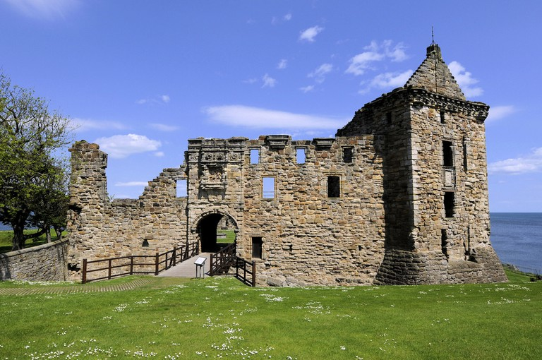 St Andrews Castle | © Son Of Groucho/Flickr