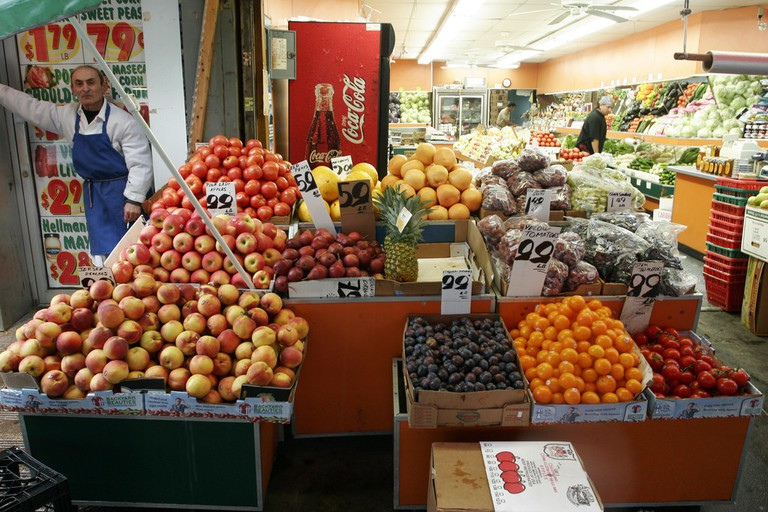 Brighton Market | Calvin Snyder/Flickr