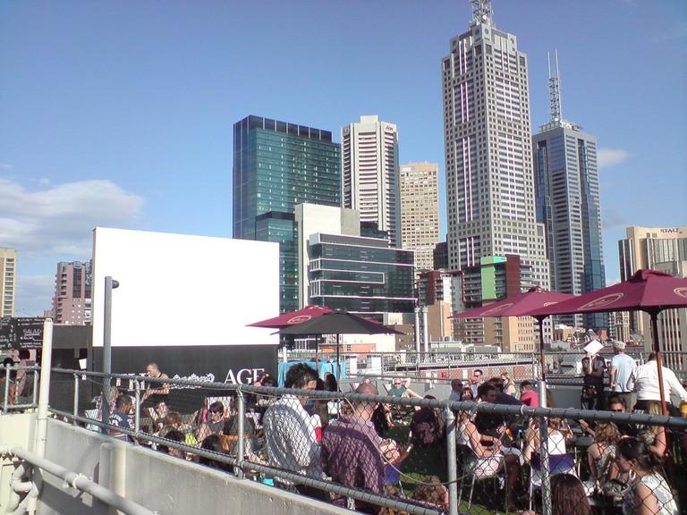 Cinema – Rooftop Bar