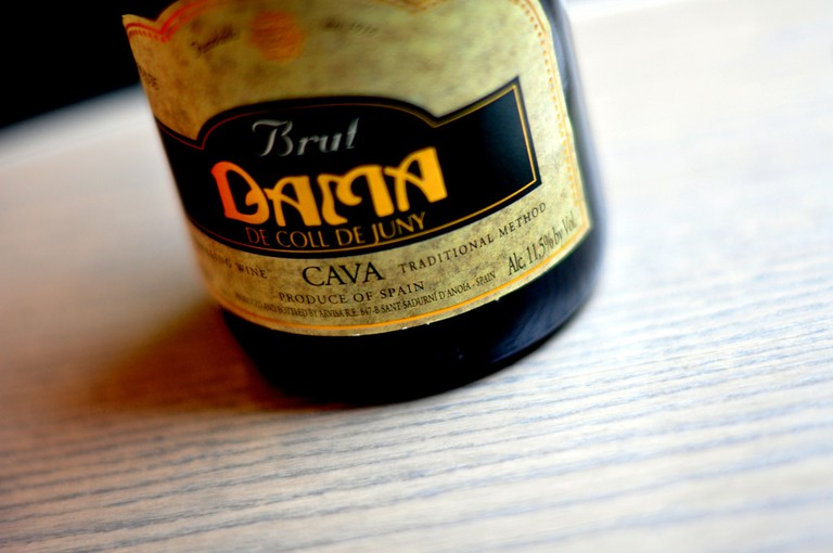 Spanish Cava © cyclonebill