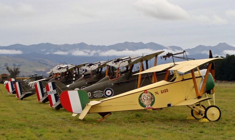 Hood Aerodrome, Masterton, New Zealand