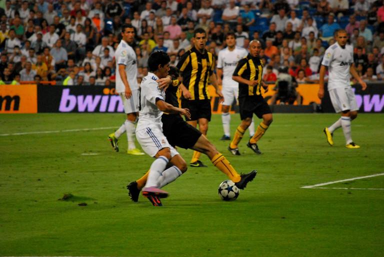 Real Madrid | © Jan S0l0/Flickr