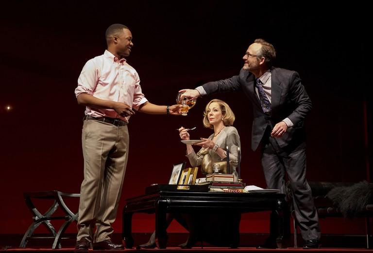 Corey Hawkins, Allison Janney, and John Benjamin Hickey