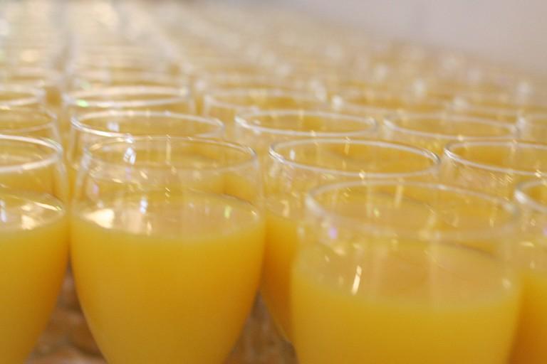 Disruptive juice