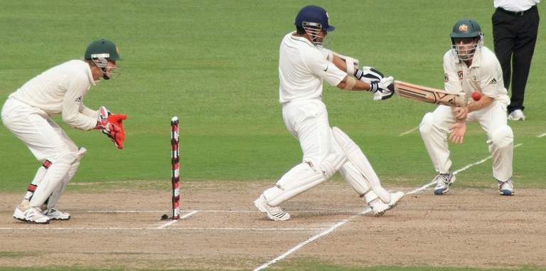 Indian cricket legend Sachin Tendulkar