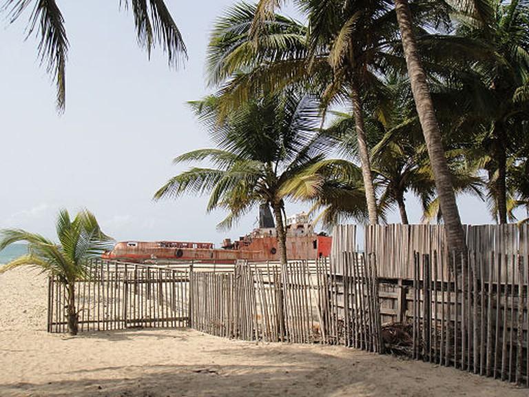 Eleko Beach, Lagos.