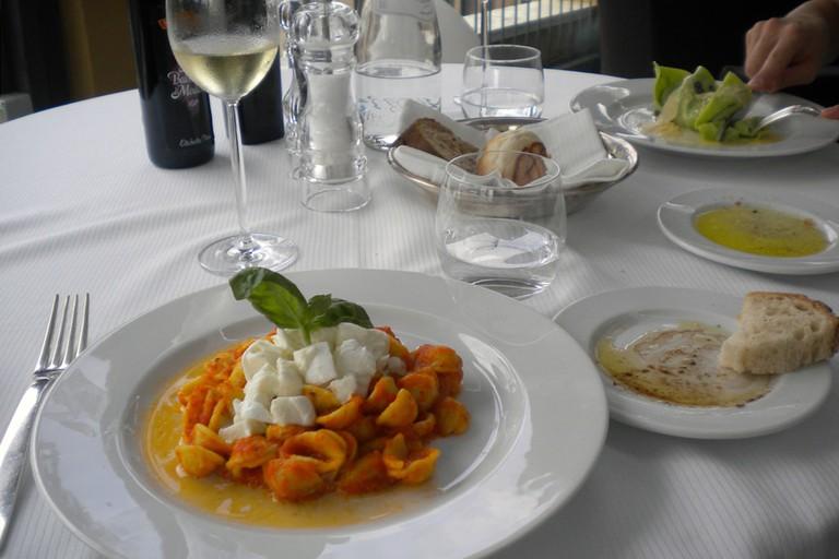 An Italian Meal