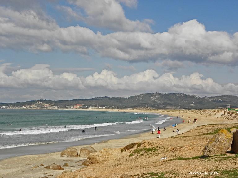 Praia da Lanzada, Galicia | ©amaianos / Flickr