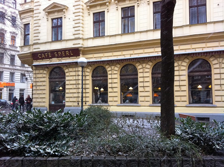 Cafe Sperl Vienna – 01