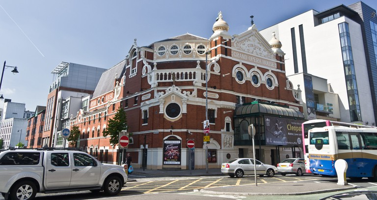 Belfast's Grand Opera House