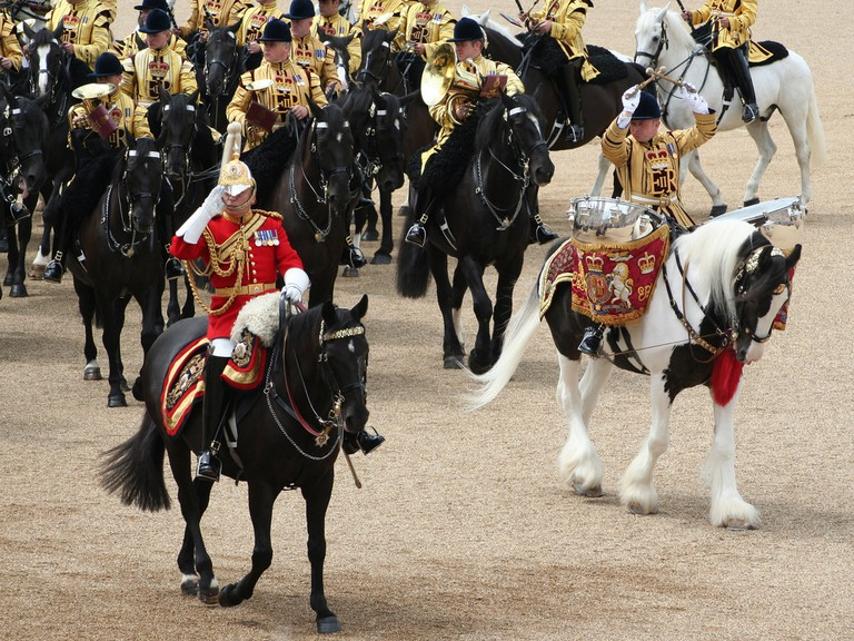 Trooping the Colour | © Jon's pics/Flickr