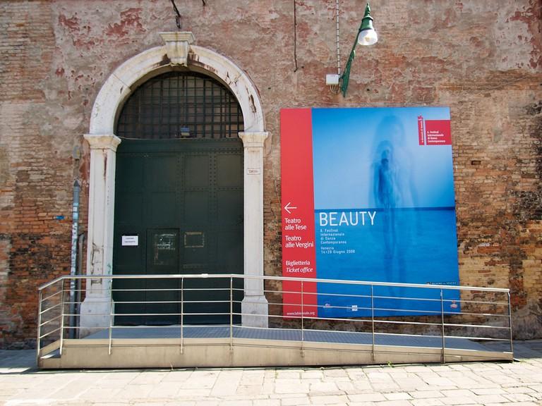 La Biennale in Venice