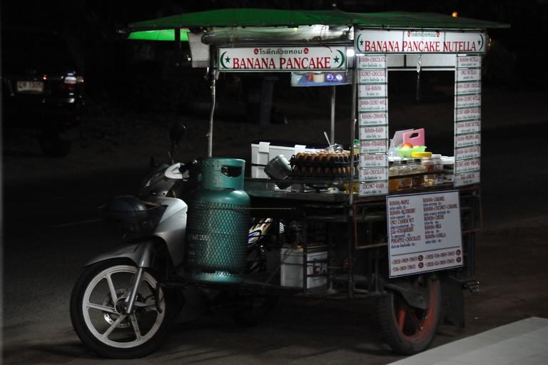 Banana Pancake, The Basic of Samui